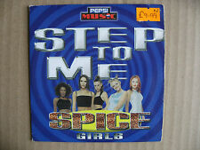 Spice Girls – Step To Me (UK Pepsi Max Promo Mail Order CD Single 1997) – CD