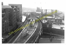 Nottingham London Road High Level Railway Station Photo. Great Northern Rly. (3)