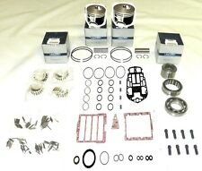 WSM Johnson / Evinrude 115 Hp V4 E-Tec Rebuild Kit  5007036, 5007541