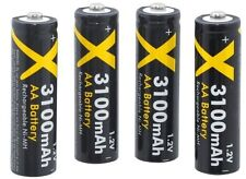 2900mAH 4AA BATTERY FOR FUJIFILM FINEPIX AV250 AV255
