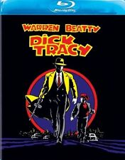 Dick Tracy Dick Tracey Blu-ray Comic Stylized Gangster Movie Beatty Madonna