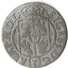 1623 Silver Thaler Rare Old Renaissance Baroque Era Antique Collection War Coin