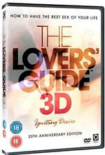 lovers guide 3d - igniting desire & enjoy the best sex of your life NEW DVD (OPT