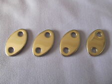 NORTON DOMINATOR COMMANDO ROCKER SPINDLE OUTER COVER PLATE (SET OF 4) 06-7579S