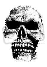 A7 'Skull' Unmounted Rubber Stamp (SP00001767)
