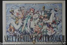 Aria Premium Poster Book III Kozue Amano Art OOP 2007