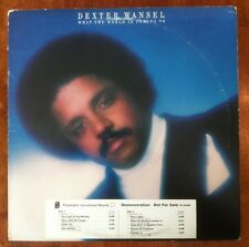 DEXTER WANSEL What The World Is Coming To WHITE LABEL PROMO!!!