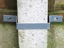 Security Fence Band Fencing Panel Concrete Post Anti Theft Robbery Stealing
