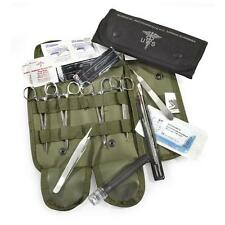 Elite Military First Aid Surgical Kit 16 Piece Prepper Survival - Brand New!