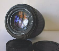 Minolta MD Tokina 70-210mm f4-5.6  Macro Zoom Telephoto lens X300 X500 X700 etc