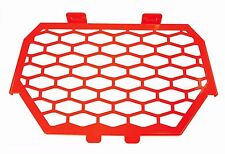 MODQUAD 2-PANEL FRONT GRILL (RED) PART# RZR-FG-1K-RD NEW 37-5810 28-60055