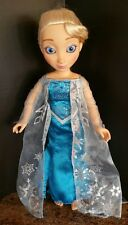 Disney Princess and Me 18 inch doll ELSA by Jakes Pacific FROZEN