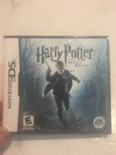 Brand New!!! Harry Potter and the Deathly Hallows: Part 1 (DS, 2010) Sealed!!!