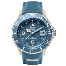 Ice-Watch 001333 Ice-Sporty Exclusive Blue Silicone Strap Watch RRP £89.95