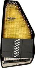 Oscar Schmidt  OS150FCE Flame Maple Top 21 Chord Acoustic Electric Autoharp