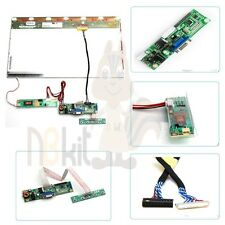 "20pin LVDS VGA LCD Screen Controller Board Kit for 13.3"" B133EW01 V.3 N133I1-L03"