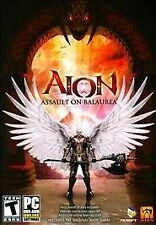Aion: Assault on Balaurea  (PC Games, 2010) - NEW - FREE SHIPPING