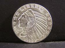 Indian 1 Troy Ounce .999 Fine Silver Lot 84
