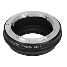 Konica AR Lens To Micro 4/3 M4/3 Adapter For E-P1 EP2 EPL1 GF1 GF2 G1 G2 G3 GH1