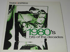 Daily Express Music CD - 1980's Hits of the Decades