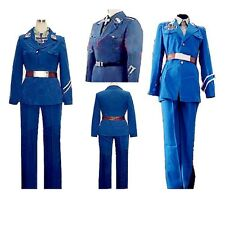 APH Hetalia Axis powers Prussia Cosplay Costume New