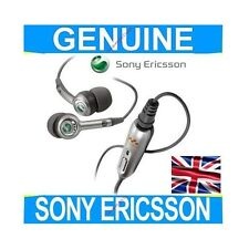 GENUINE Sony Ericsson C702 Headset Headphones Earphones handsfree mobile phone