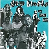 New Bloods - The Secret Life (2008)  CD  NEW/SEALED  SPEEDYPOST