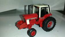 1/64 custom ERTL farm toys international ih 1086 tractor with rock box