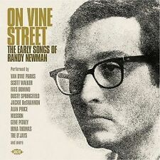 NEW On Vine Street: The Early Songs Of Randy Newman CD (CD) Free P&H