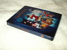 Blu Ray Movie Steelbook Disney Fantasia