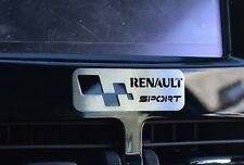 PLACCA RENAULT CLIO IV 4 DCI AUTHENTIQUE DYNAMIQUE ENERGY RS SPORT EXPRESSION F1