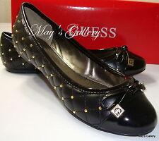 GUESS Jeans Shoes Flat Flats Heel Flip Flops Sandals Flop shoe Ballet NIB  6.5