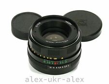 Early release Russian Helios-44M lens 2/58 mm Zenit M42 mount.Exc+.№7600955