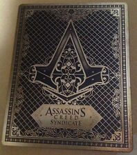 Assassins Creed Syndicate pre-order bonus Steelbook Asia Taiwan RARE
