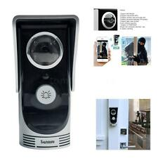 NEW WIFI Video Phone Wireless Digital Peephole Viewer Camera Intercom Doorbell