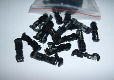 (25) Metra T-TAP Quick Wire Connectors Black 26-22 AWG Gauge Car Audio Terminals