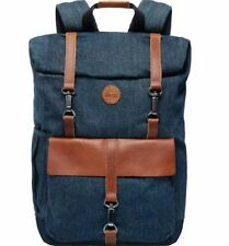 Timberland Walnut Hill-Dirty Denim Roll-Top Backpack Style A1LJT-288