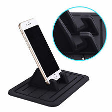 Quality!Silicon Pad Dash Cellphone Car Mount Holder Cradle fr Phone Apple Huawei