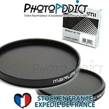 MARUMI NEO-MC ND4 Ø58mm -Filtre Gris Neutre ND4 Traité anti-reflet multi couches