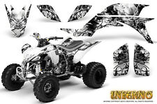YAMAHA YFZ 450 03-13 ATV GRAPHICS KIT DECALS STICKERS CREATORX INFERNO W