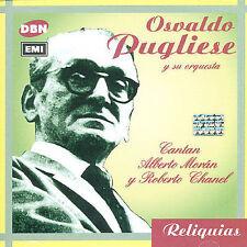 PUGLIESE OSVALDO-CANTAN MORAN Y CHANEL - EXITOS CD NEW