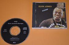 Elvin Jones - In Europe / Enja 1992