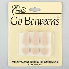 E'arrs Go Betweens - Earring Pad Cushions for Clip Earrings