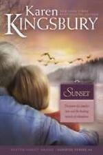 Sunset (Sunrise Series-Baxter 3, Book 4), Karen Kingsbury Free Ship