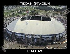 Dallas Cowboys OLD TEXAS STADIUM - Souvenir Flexible Fridge Magnet