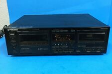 Pioneer CT-WM62R Multi Cassette Changer and Recorder - Works FE27