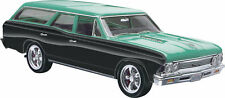 Revell 1/25 1966 Chevelle Station Wagon Muscle Kit 4054