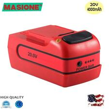 Ultra-Life 4.0AH 20V Lithium-Ion Battery for Craftsman 20 Volt DieHard 320.25708