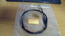 NOS OEM Suzuki Throttle Cable Assy. 1983-1984 RM250 58300-14310