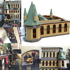 LEGO Modular Emporium extra floor instructions Hogwarts Alternate MOC 10211 4842